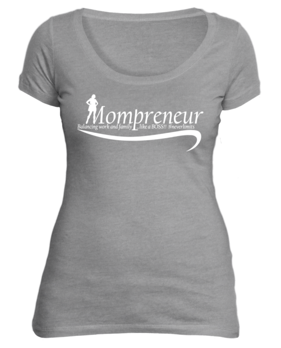 Mompreneur (Women's Tee)